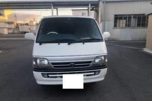 【買取事例】ハイエースバン平成12年KG-LH178V滋賀県